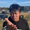 堀江貴文氏がタクシーでのマスク着用義務に反対「換気されている」