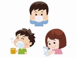 感染症の予防のため、現在推奨されている対策はコロナ禍が過ぎ去っても残してもいい(shintako/stock.adobe.com)