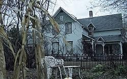 映画『ゴーストランドの惨劇』メイキング写真