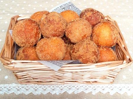 ドーナツ ミックス 簡単 ケーキ ホット