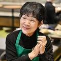 スターバックスのスタッフで最年長の山田勝子さん