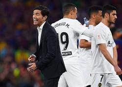 組織力をチームに受け付け、着実に結果を残してきたマルセリーノだったが、志半ばで監督の座を追われた。 (C) Getty Images