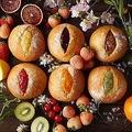 「大人のジャムパン」春の新商品