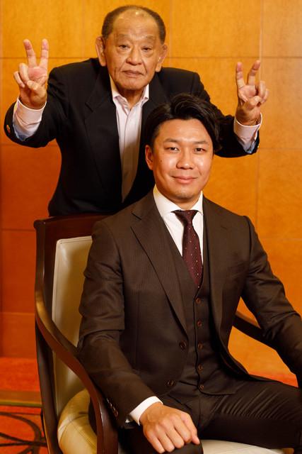 セ・リーグ最強左腕・大野雄大(中日ドラゴンズ)が江夏豊に語るエースの覚悟「(野手がエラーすると)『俺がカバーしてやる』という気持ちが湧いてくる」