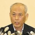 舛添氏はメディア復帰に意欲示す(2016年6月撮影)