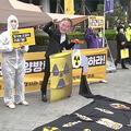 処理水めぐり韓国で不買運動へ
