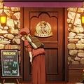 テレビアニメ「異世界食堂」第2期のティザービジュアル (C)犬塚惇平・主婦の友インフォス/「異世界食堂2」製作委員会