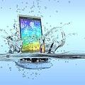 スマートフォンに防水の概念がなかった2005年には日本のカシオが初の防水スマホを開発し、その後、日本製のスマートフォンには防水機能が必須になっていった。(イメージ写真提供:123RF)