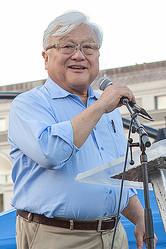 マイク・ホンダ氏(Pax Ahimsa Gethen/Wikimedia Commons)