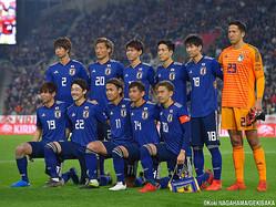 6月9日宮城開催、日本代表の対戦相手はエルサルバドルに決定! FIFAランク71位