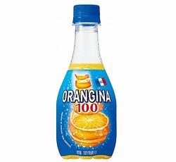 「オランジーナ」初、果汁分100%の新作