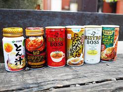 自販機で買える「スープ缶」メチャおいしい6選。ふかひれスープや豚汁も