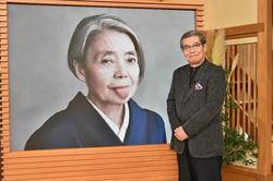 宝島社広告の樹木希林と立川志の輔