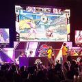 カプコンが主催したeスポーツイベント「ストリートファイターリーグ powered by RAGE」(カプコン提供)