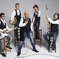 安全地帯ドラム・田中裕二(後列左)が脳内出血を発症し入院 甲子園ライブは休演