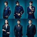 「舞台 PSYCHO-PASS サイコパス Virtue and Vice 2」出演者のソロビジュアル。
