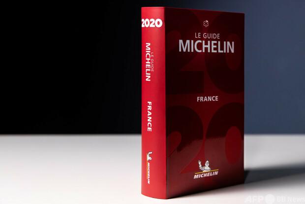 [画像] ビーガン向けレストランがミシュラン星獲得 フランス初