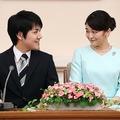 小室さんの動きに左右される宮内庁や眞子さま(写真は2017年の会見時。JMPA)