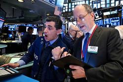 米国株は小幅高、米中通商関係巡るトランプ氏の楽観的な発言で