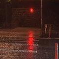 品川区で死亡事故 赤信号横断の自転車...