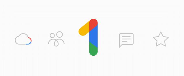 Googleドライブ有料プランが「Google One」に改名。新プランや家族共有オプションなどが追加