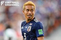 日本代表の長友佑都【写真:Getty Images】
