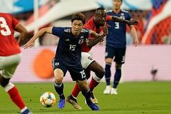 決定期を何度も作るも、最後までゴールを決めれなかった日本代表 photo/Getty Images