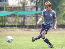 U-22日本代表FW田川亨介(FC東京)