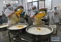 湖北省宜昌市?帰県はネーブルオレンジの栽培が非常に盛んな県となっている。果物農家の所得増加を支援するため、現地の食品加工メーカーは、ネーブルオレンジを果物農家から直接仕入れ、その加工を請け負っている。