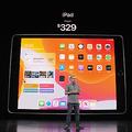 Apple Special Eventsで新型10.2インチiPadが登場 約3万5000円から