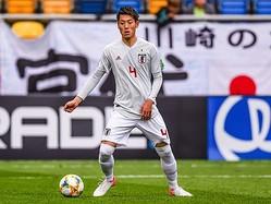 U-22日本代表、DF瀬古歩夢の追加招集を発表…渡辺剛がリーグ戦で負傷し離脱