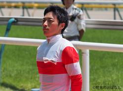 川田将雅騎手 JRA通算10000回騎乗達成!