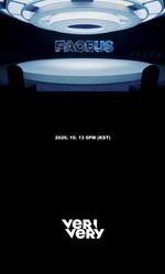 VERIVERY、5thミニアルバム「FACE US」カミングスーン映像&スケジュールを公開…10月13日にカムバック