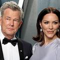 昨年のアカデミー賞授賞式に出席したフォスターとマクフィー(写真:REX/アフロ)