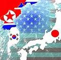 中国メディアは、「米国のせいで日中韓がぎくしゃくしている」と主張する記事を掲載した。(イメージ写真提供:123RF)