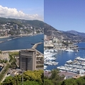 正解は左が熱海、右がモナコ