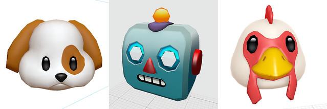 iPhone X (仮)の目玉は動く絵文字「アニモジ Animoji」。3D表情認識と声で作成