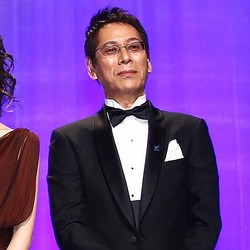 徳島はツイッターを更新し、いまは亡き大杉漣さんとの共闘を誓った。(C)SOCCER DIGEST