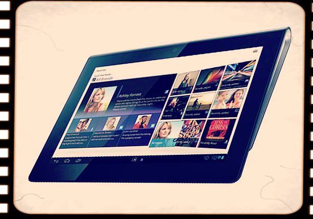 2011年9月17日、ソニー初のAndroidタブレット「Sony Tablet S」が発売されました:今日は何の日?