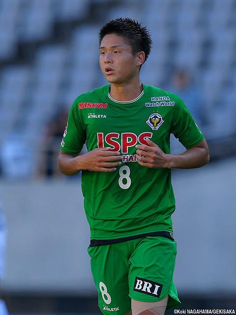 東京V、MF内田達也と来季契約を結ばず