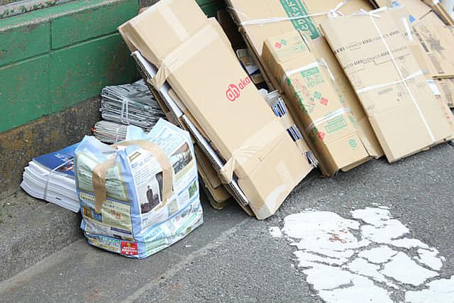 [画像] 家電、家具…ごみ捨て場の物を勝手に持ち去る行為、どんな罪に問われる?