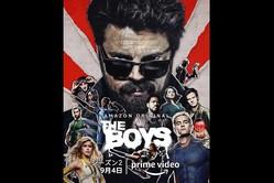 より強烈、さらにクレイジーに!『The Boys ザ・ボーイズ』シーズン2の本予告編&新ビジュアルが到着
