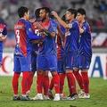 FC東京は昨シーズンに続いて後半戦で失速し優勝を逃した【写真:Getty Images】