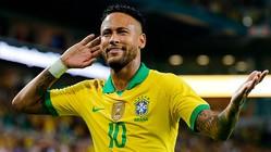 ネイマール、ブラジル代表でゴール!役者が違う「復帰即ゴール」がこれ