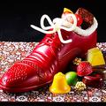 圧倒的な再現度の「靴型チョコ」