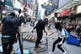 【香港発】「遊撃戦」に戦術転換のデモ隊 逮捕者出さぬよう - 田中龍作