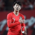 名実ともに韓国の大黒柱となっているソン・フンミン。そんなエースの行ないが物議を醸している。 (C) Getty Images