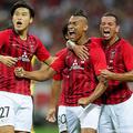 浦和レッズがホームの第1戦で2-0の勝利