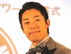 中田敦彦さん(2016年12月撮影)