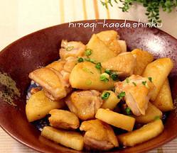 今日すぐ食べたい!鶏肉×長芋おかずレシピ